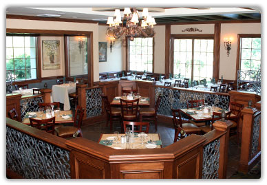 Cortlandt Colonial Main Dining Room